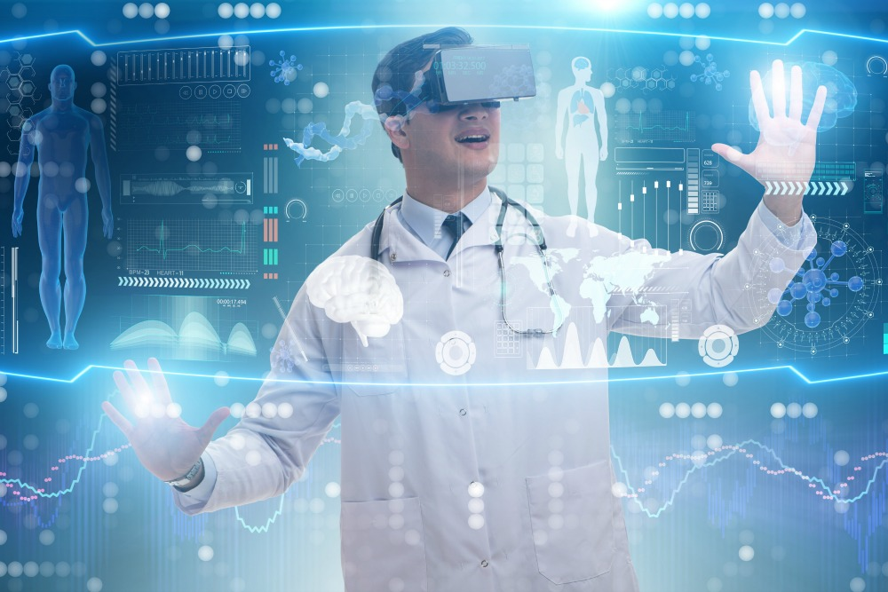Augmented Reality & Virtual Reality Technologies are Transforming